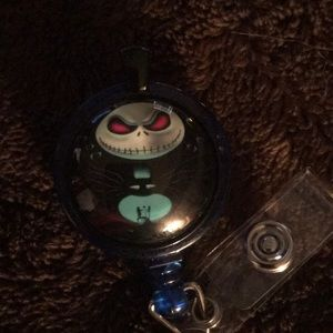 Jack necklace or badge reel